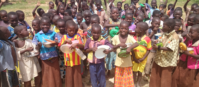 Enfants Burkina