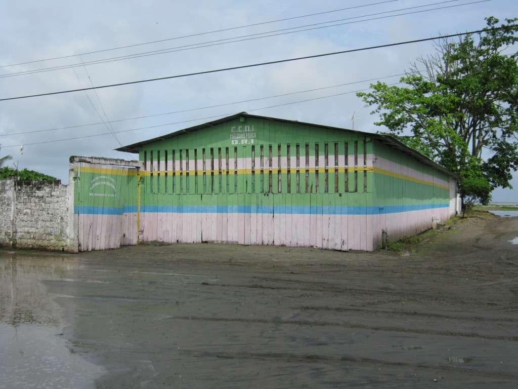 L'école primaire de Cojimies