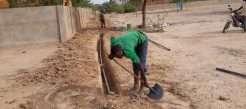 Achat et installation d'une pompe à eau pour l'école primaire de Dargo – Burkina Faso – RÉALISÉ