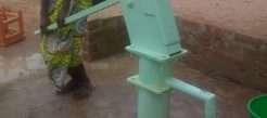 Réparation du forage et du puits d'une école – Tchad – RÉALISÉ
