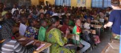 Centre d'aide aux devoirs – Burkina Faso