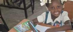 Mobilier scolaire pour 3 salles de classe – Haïti – RÉALISÉ