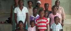 Scolarité, matériel scolaire, commerce et achat de machines à coudre – Haïti